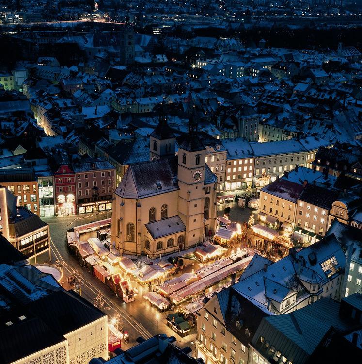 Fürstlicher Christkindlmarkt Regensburg
