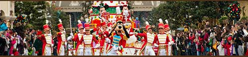Een betoverende Kerstmis 2019 in Disneyland Parijs