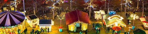 Beleef december op deze 3 mooie kerstmarkten van Nederland
