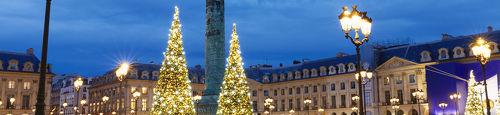 Vijf reden om deze Kerst in Parijs door te brengen