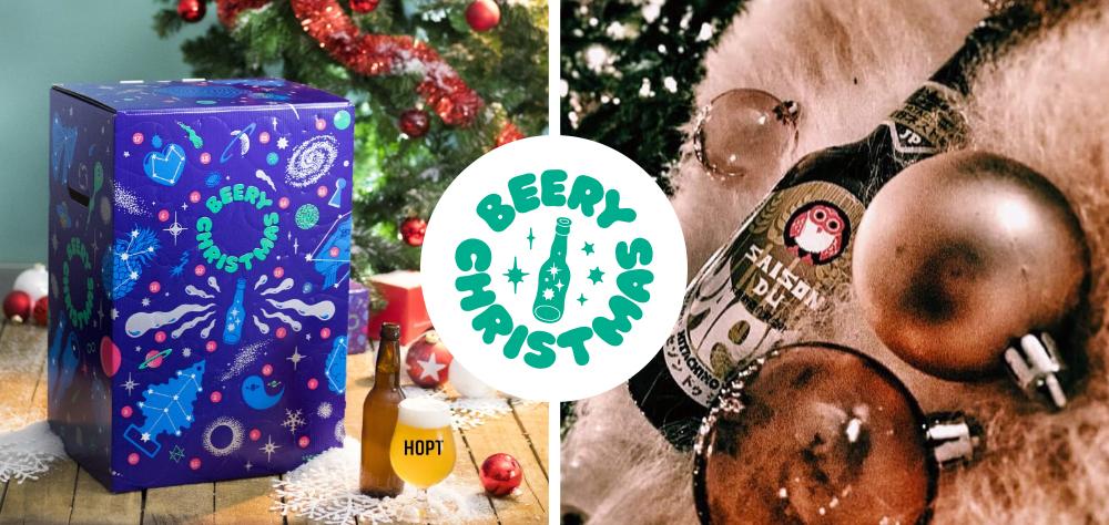 Top Aftellen tot kerst met de adventskalender met speciaalbier  KN63