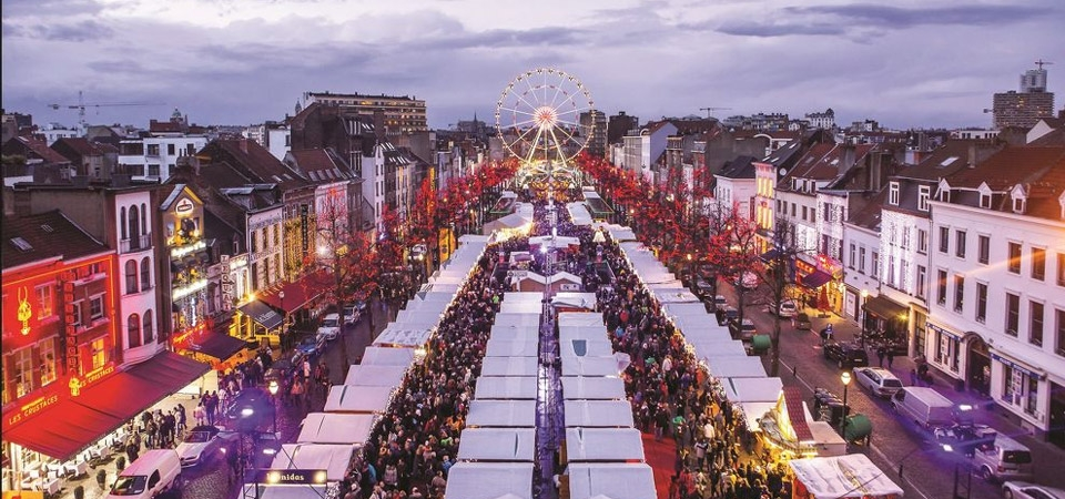 Top 10 Belgische Kerstmarkten 2018
