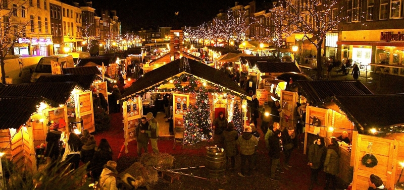 De Top 10 Leukste Kerstmarkten In Nederland