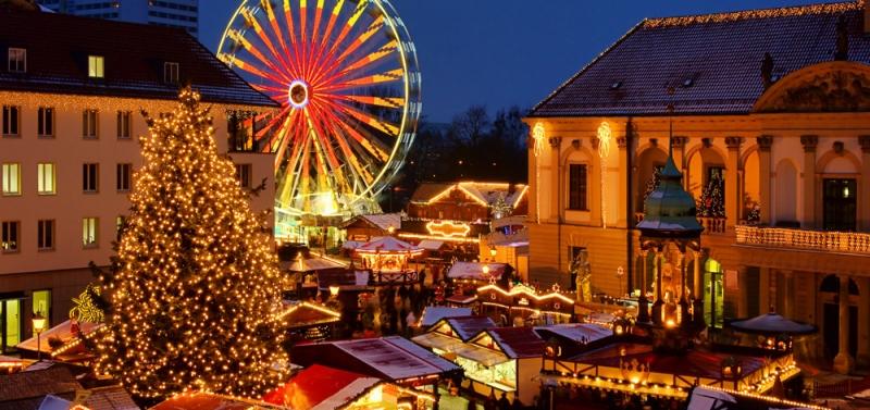 Geschiedenis Van De Duitse Kerstmarkten Weihnachtsmarkt