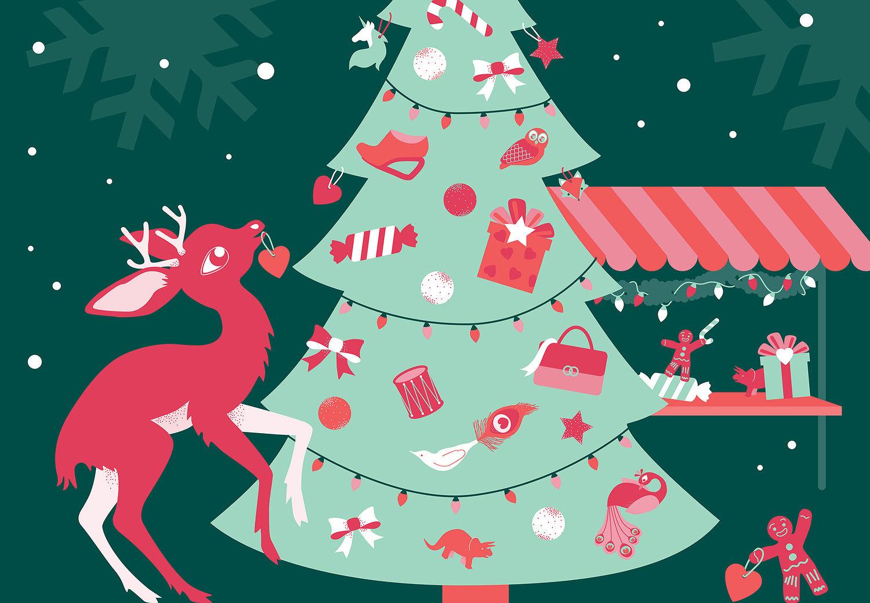 Grootste Kerstmarkt Van Het Oosten Arnhem Nederland