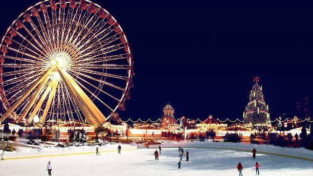 Hyde Park Winter Wonderland Kerst In Londen 2018