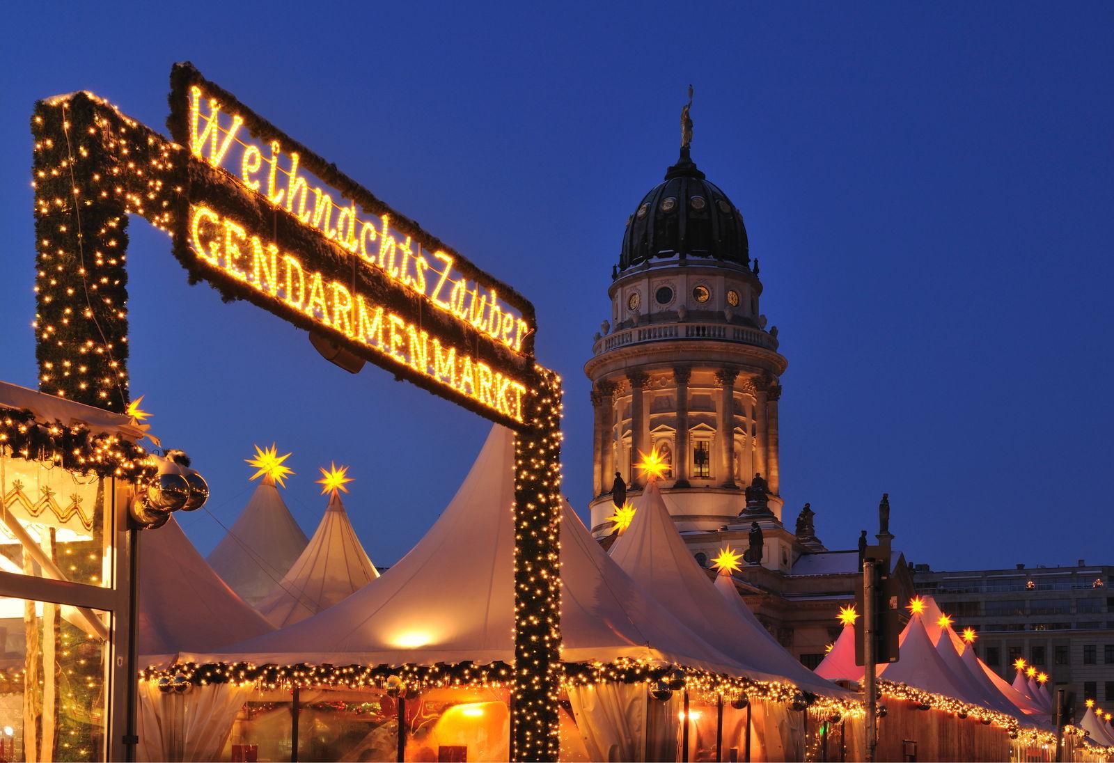Kerstmarkt Berlijn 2017