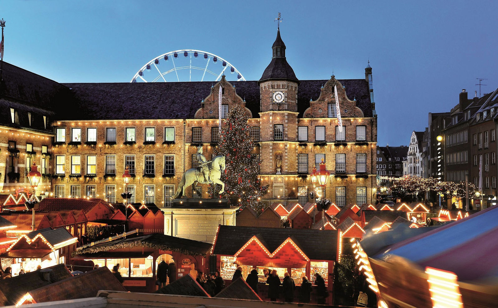 Kerstmarkt Dusseldorf Weihnachtsmarkt Dusseldorf 2018