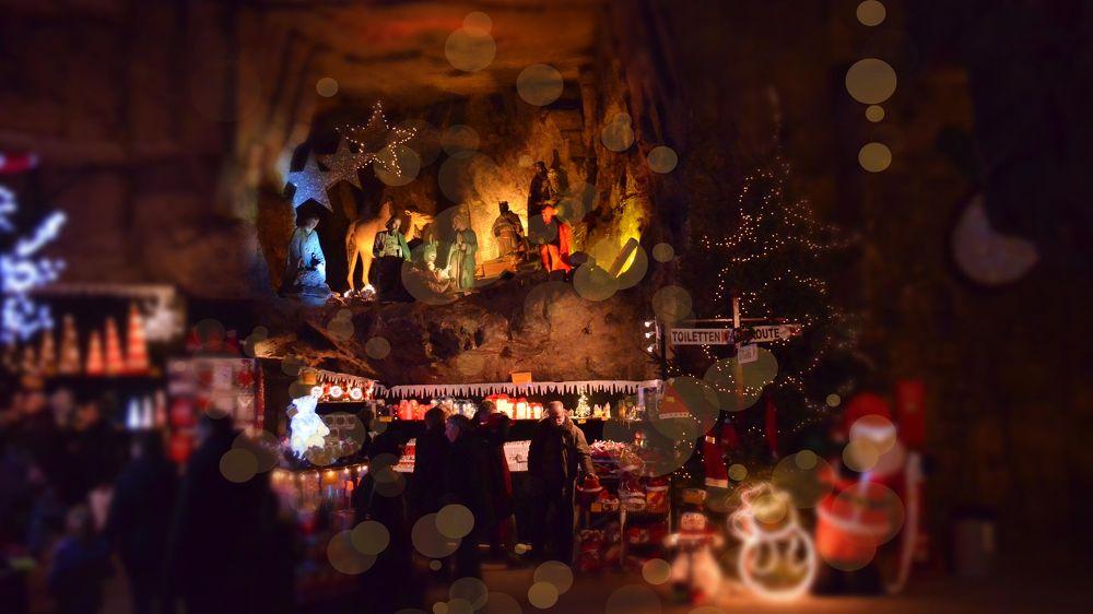 Europa S Grootste Ondergrondse Kerstmarkt Nederland Gemeentegrot