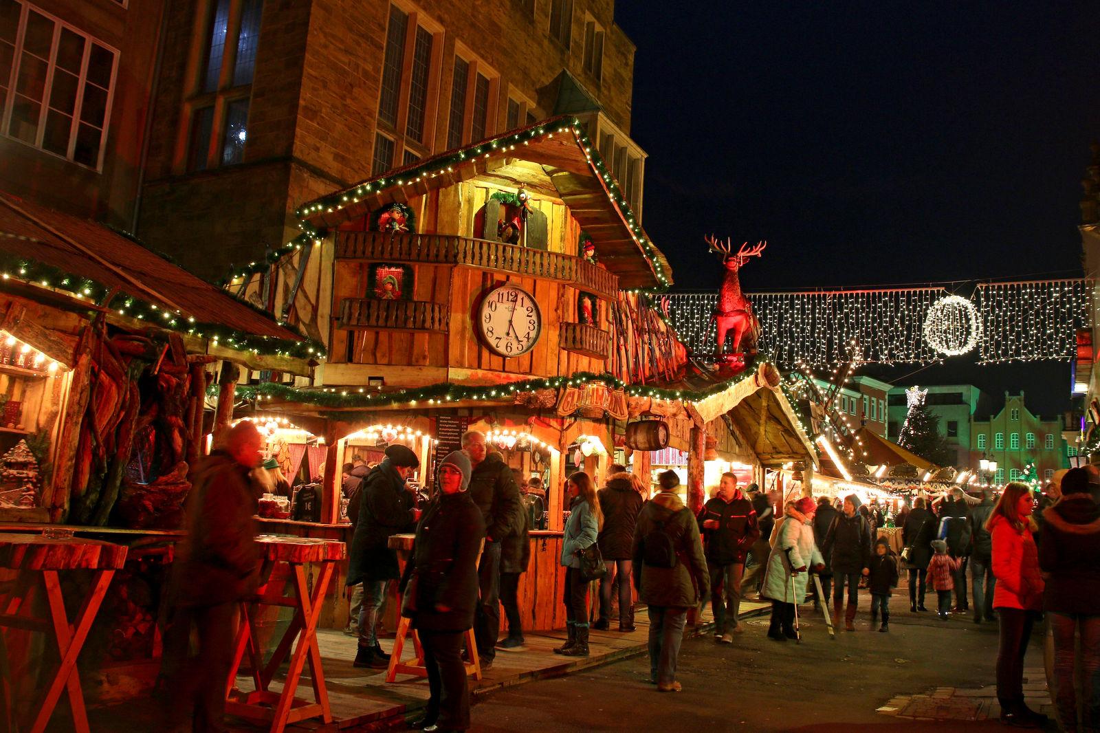 Kerstmarkt In Minden Mindener Weihnachtsmarkt 2018