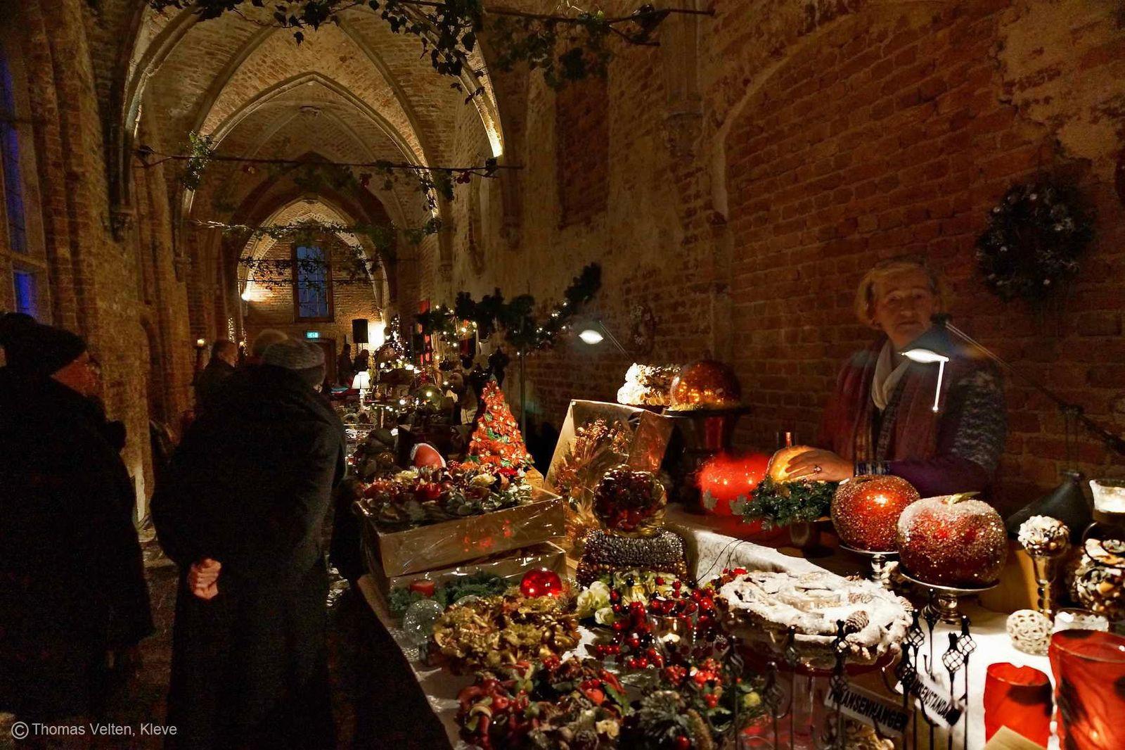 Kerstmarkt Klooster Graefenthal 2018