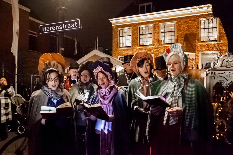 Dickens Feest in Rijswijk