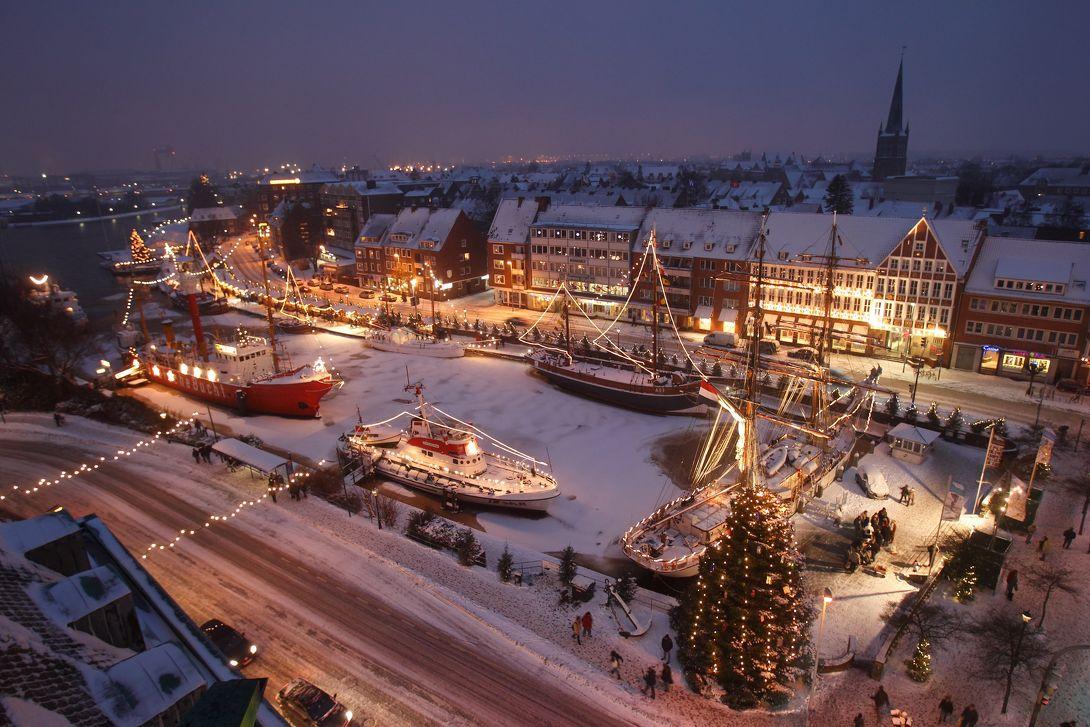 Engelkerstmarkt Emden in Emden