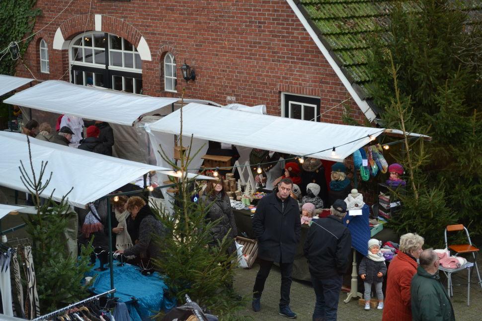 Kaamps kerst event 2019 in Deurningen