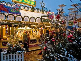 Kerstmarkt Aurich in Aurich
