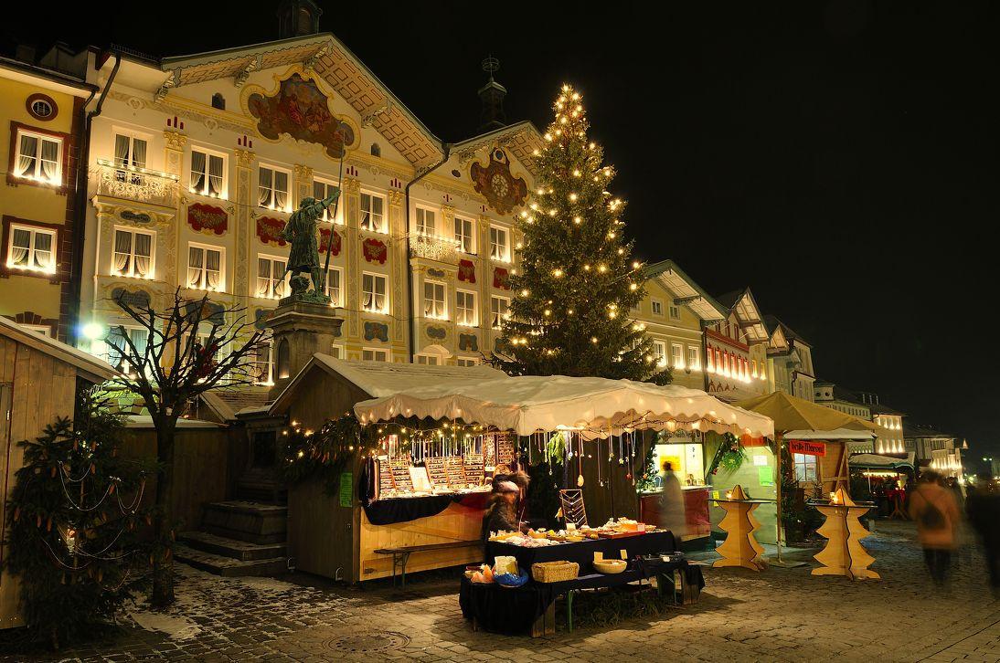 Kerstmarkt Bad Tölz in Bad Tölz