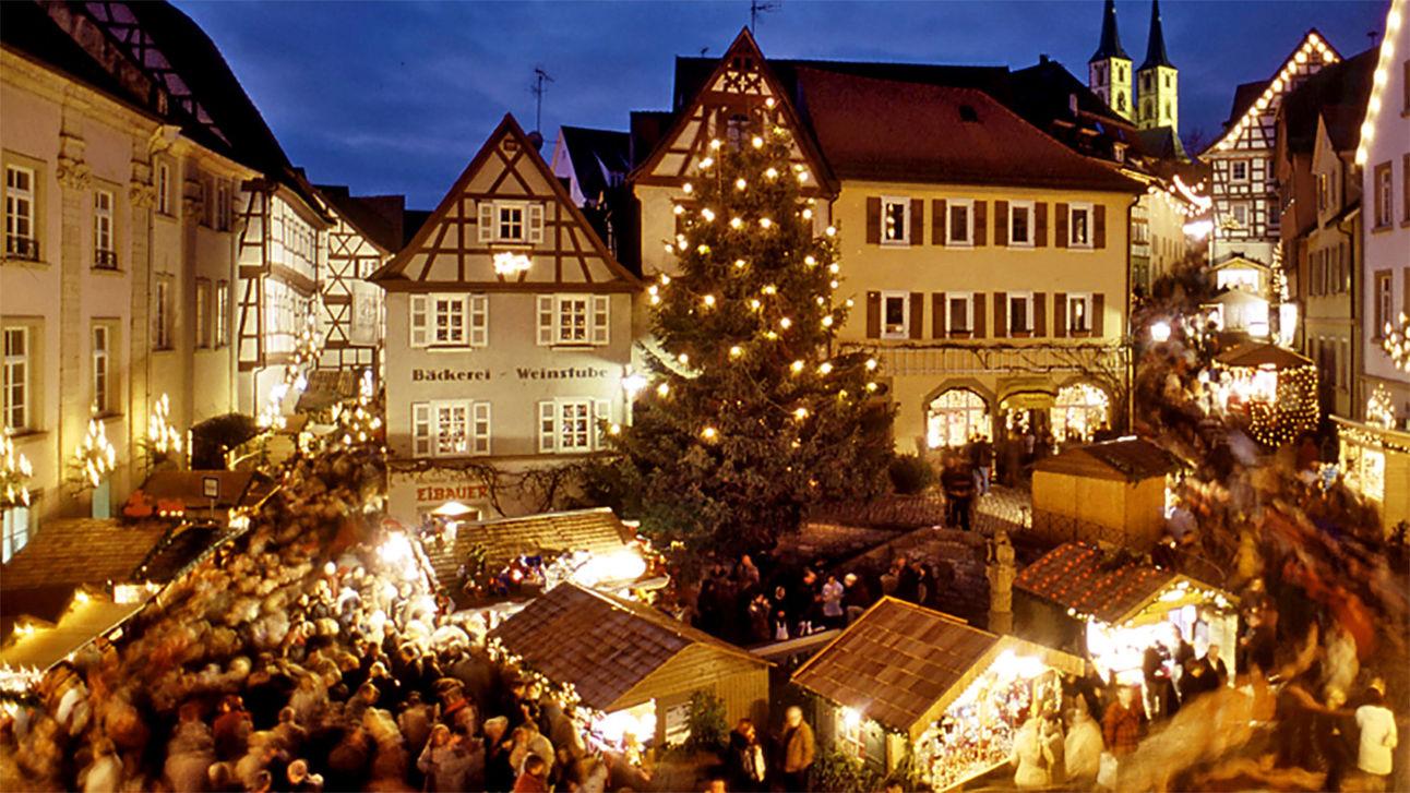 Kerstmarkt Bad Wimpfen in Bad Wimpfen