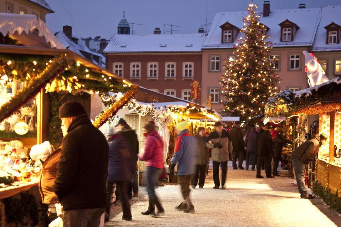 Kerstmarkt Bamberg in Bamberg