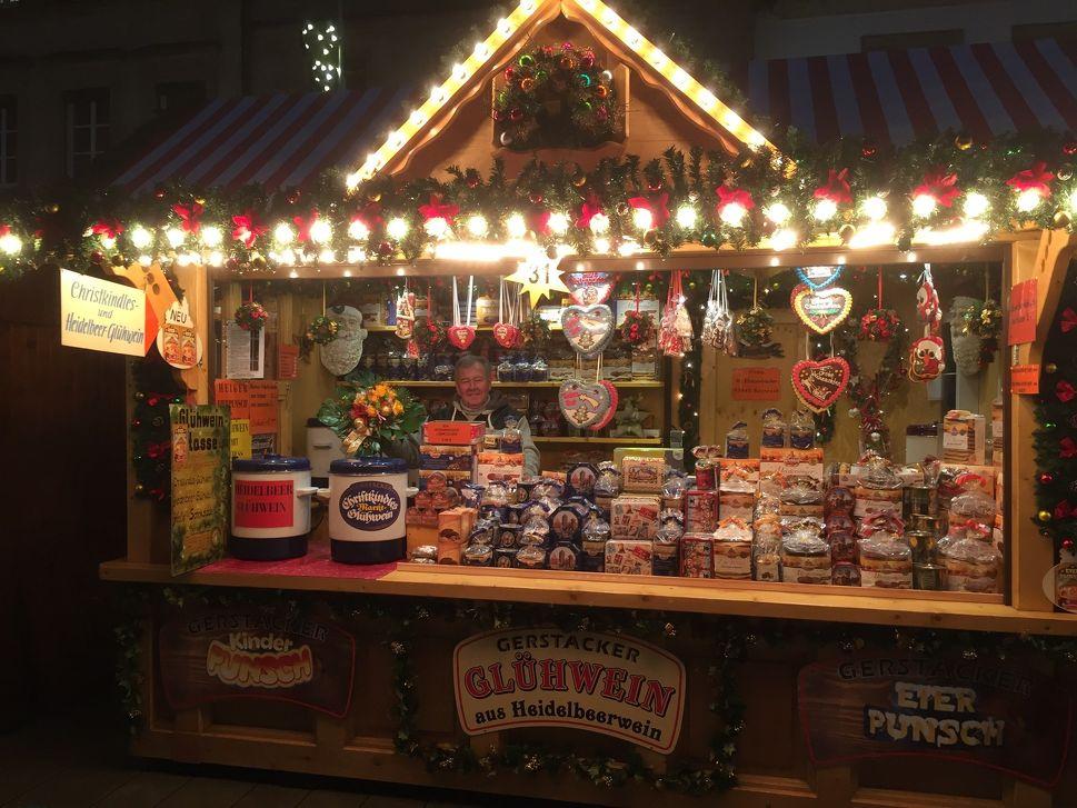 Kerstmarkt Bayreuther in Bayreuther