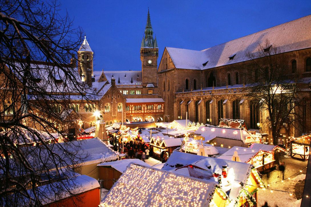 Kerstmarkt Braunschweig in Braunschweig