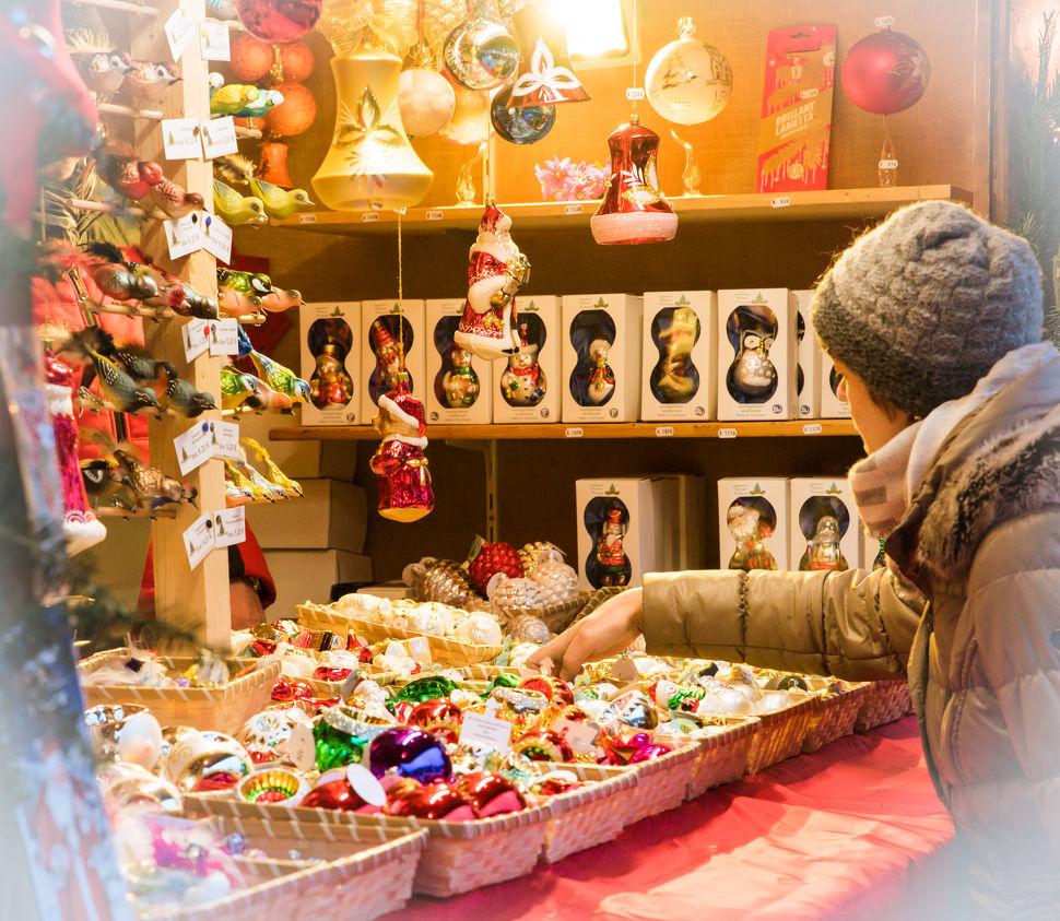 Kerstmarkt Coburg in Coburg