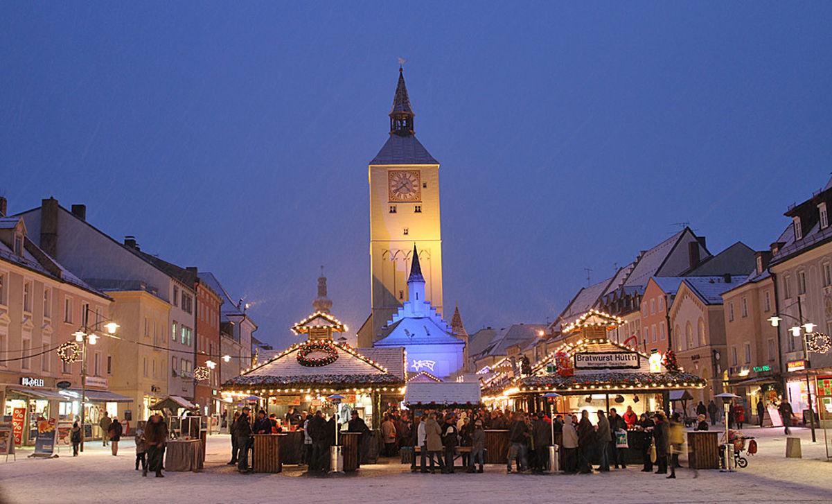 Kerstmarkt Deggendorf in Deggendorf