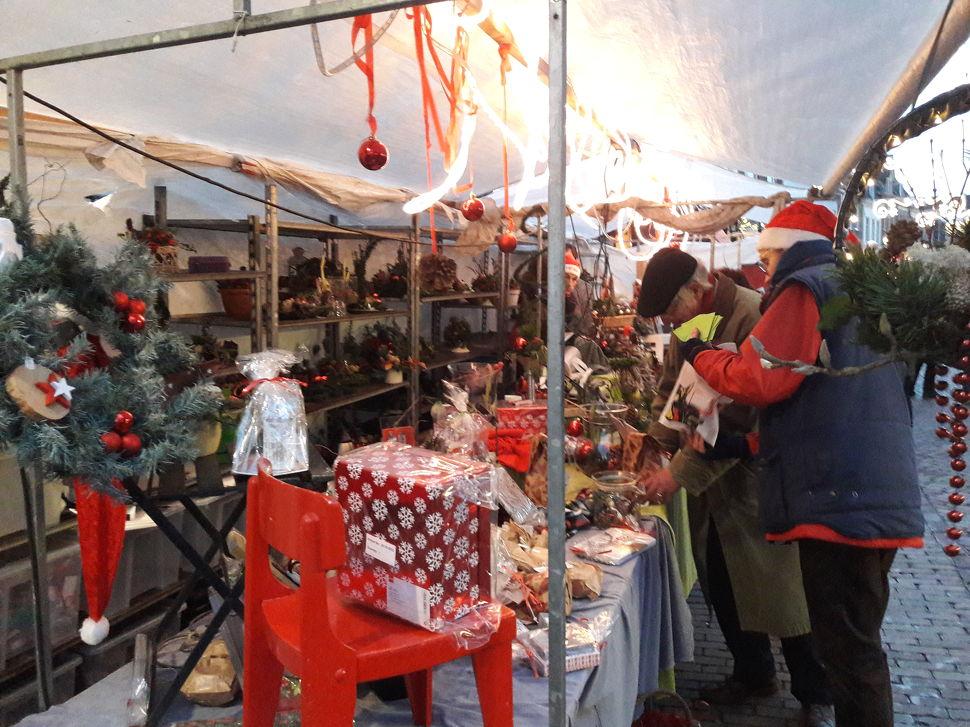 Kerstmarkt Doesburg in Doesburg
