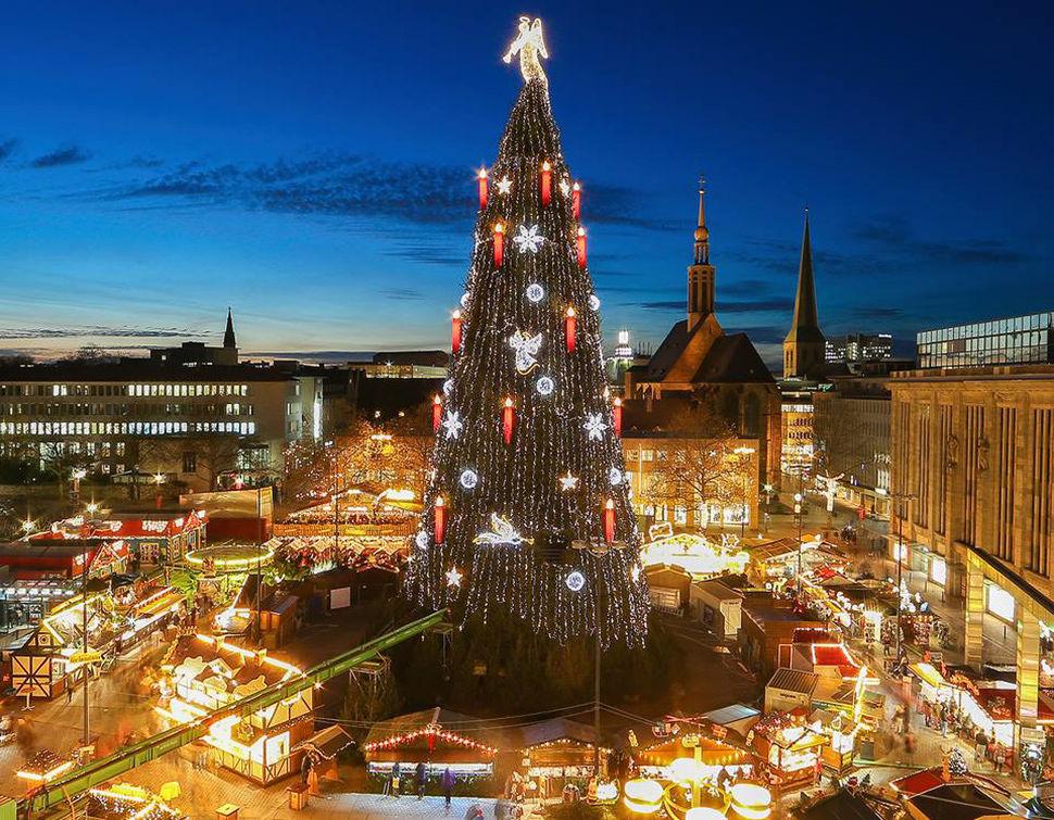 Kerstmarkt Dortmund - Dortmunder Weihnachtsmarkt 2019