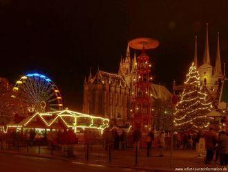 Kerstmarkt Erfurt in Erfurt