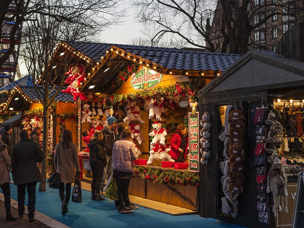 Kerstmarkt Gronau in Gronau