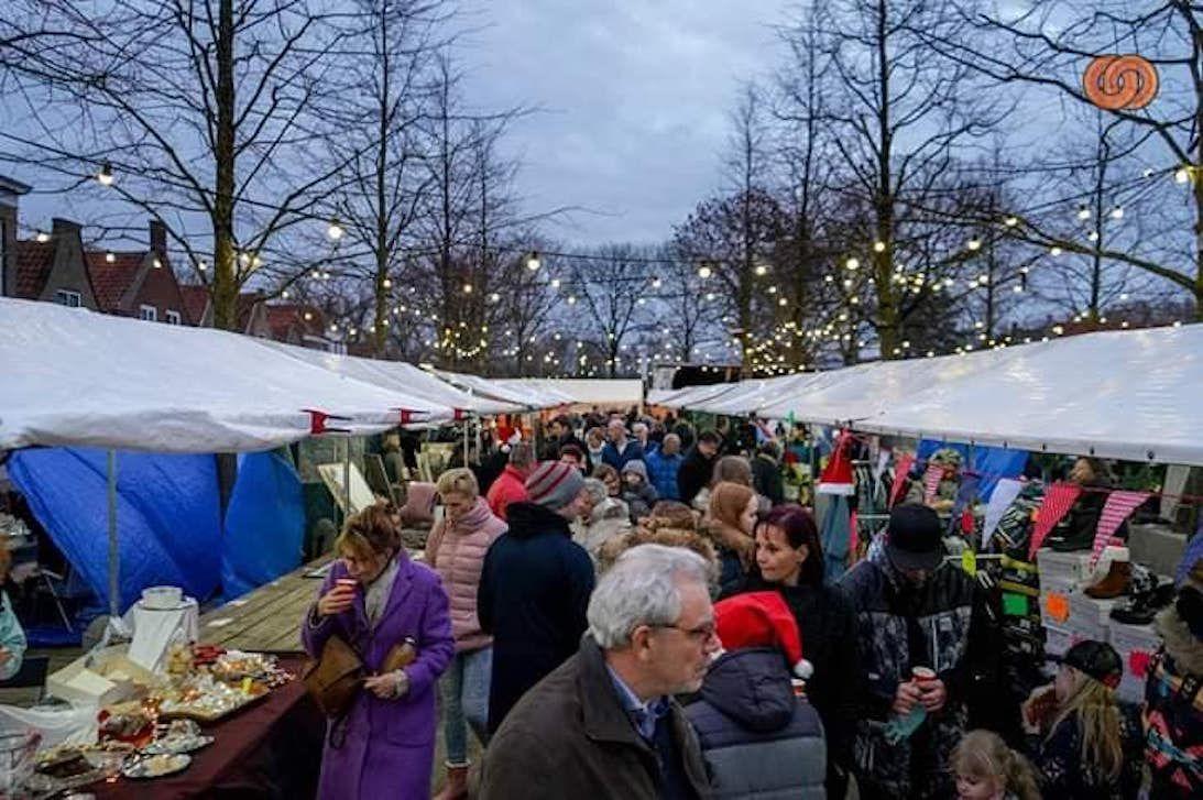 Kerstmarkt Heenvliet in Heenvliet