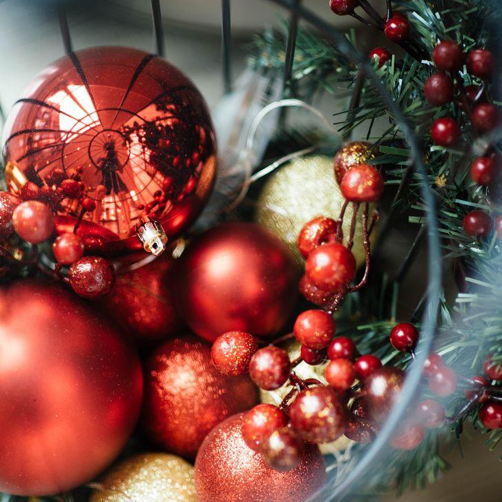 authentieke kerstmarkt