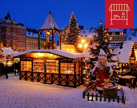 Kerstmarkt op het Kleine Noord