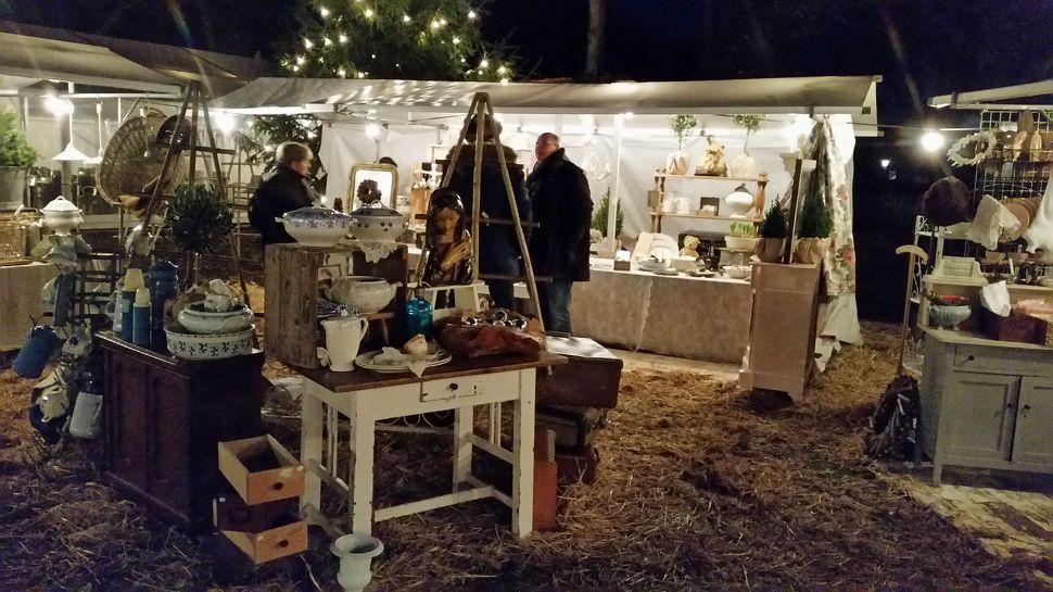 Kerstmarkt Orvelte in Orvelte
