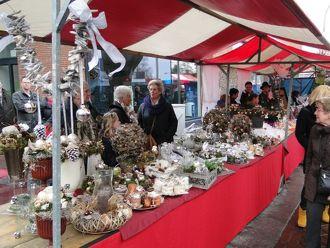 Kerstmarkt Rosmalen in Rosmalen