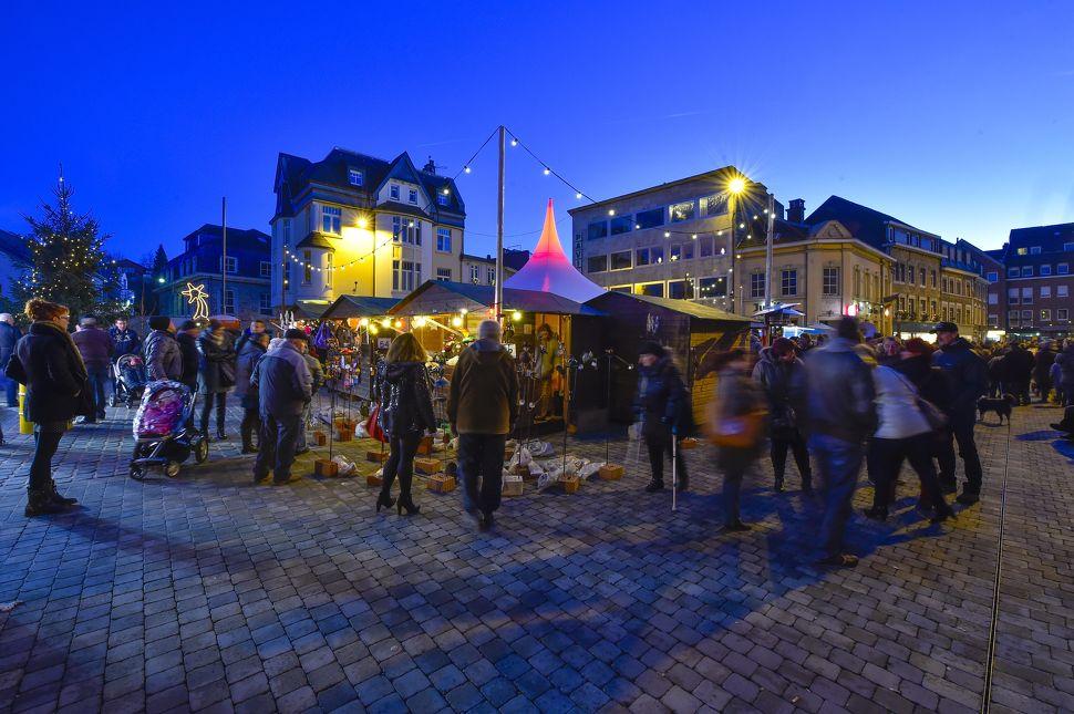 Kerstmarkt Eupen