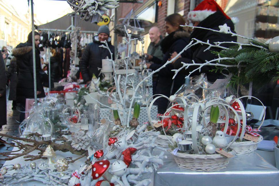 Kerstmarkt Winterfair IJsselstein in IJsselstein