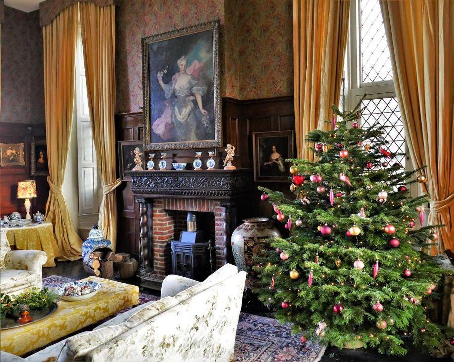 Kerstsfeer op Kasteel Vorden
