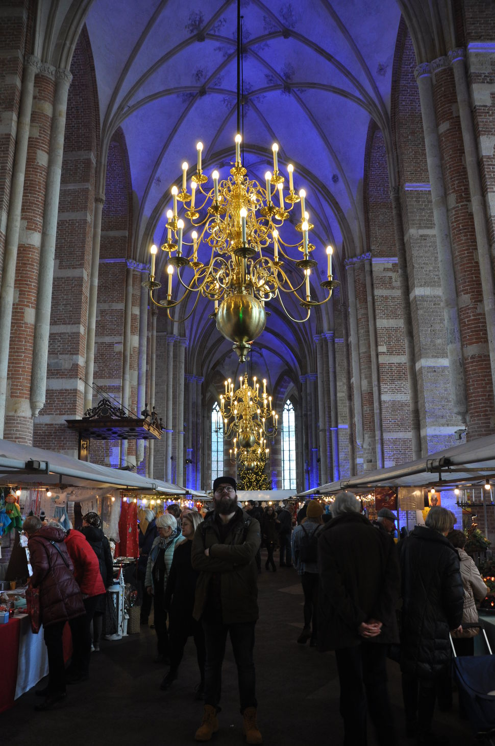 Lebuinus Kerstmarkt in Deventer