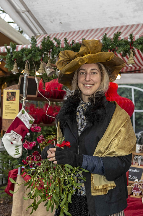 Victorian Christmas Fayre in Zeijen