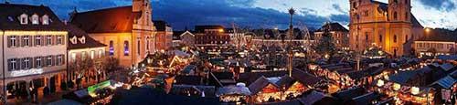 Barokke kerstmarkt in Ludwigsburg