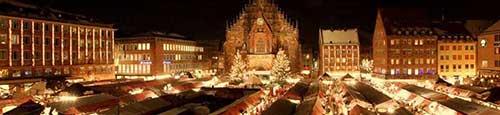 Historische Kerstmarkt Nürnberg