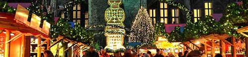 Kerstmarkt Aken (Aachen)