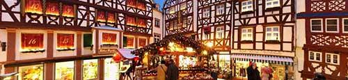 Kerstmarkt Bernkastel-Kues