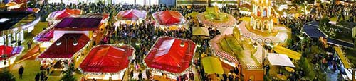 Kerstmarkt Bochum