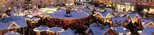 Kerstmarkt Coburg