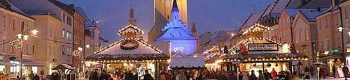 Kerstmarkt Deggendorf