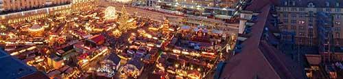 Kerstmarkt Dresden