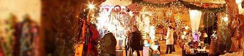 Kerstmarkt Gemeentegrot Valkenburg