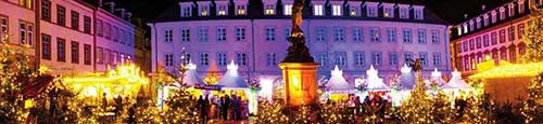 Kerstmarkt Heidelberg